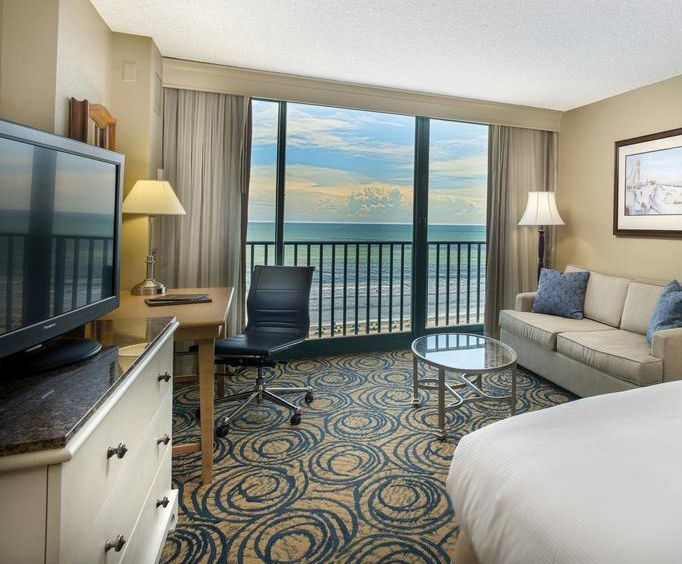 Room Photo for Hilton Daytona Beach ResortOcean Walk Village