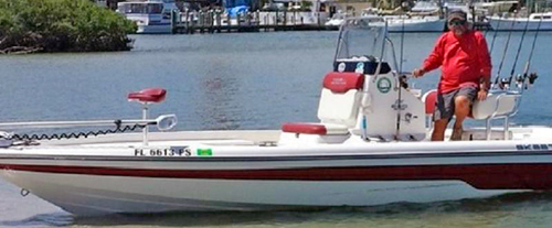 Inshore fishing charter in daytona beach florida for Fishing charters daytona beach