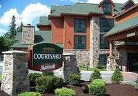 Exterior of Courtyard by Marriott Lake Placid