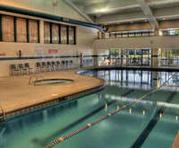 Doubletree Hotel & Conference Center St. Louis Indoor Pool