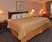 Photo of Quality Inn St. Louis Airport Hotel Room