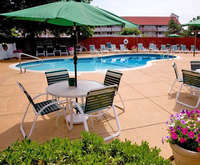 Outdoor Pool at Holiday Inn St. Louis - Forest Park/Hampton Ave.