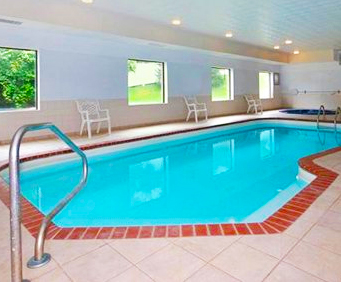Comfort Inn & Suites Indoor Pool