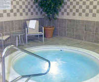 Hilton Garden Inn Indianapolis Downtown Indoor Swimming Pool