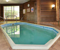 Best Western Greenfield Inn - Allen Park Michigan Indoor Swimming Pool