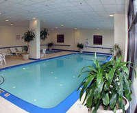 Embassy Suites  Detroit - Southfield Indoor Pool