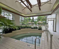 Embassy Suites Detroit - Troy/Auburn Hills Indoor Pool