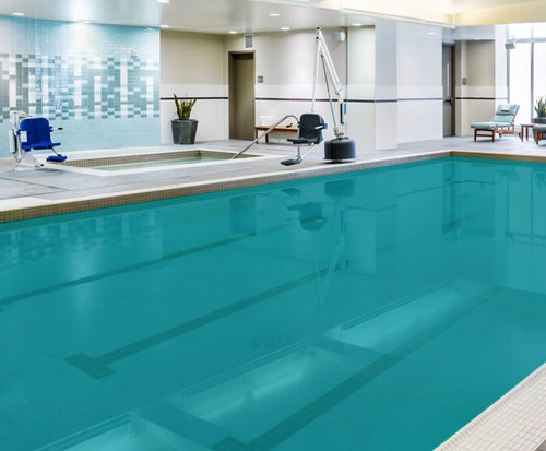 Westin Book Cadillac Detroit Indoor Swimming Pool