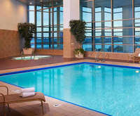Courtyard By Marriott Detroit Downtown Indoor Swimming Pool