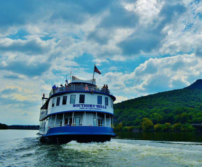 Chattanooga Riverboat Sightseeing Lunch Dinner Cruises