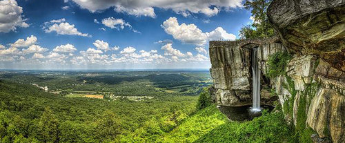 Rock City at Lookout Mountain Attractions