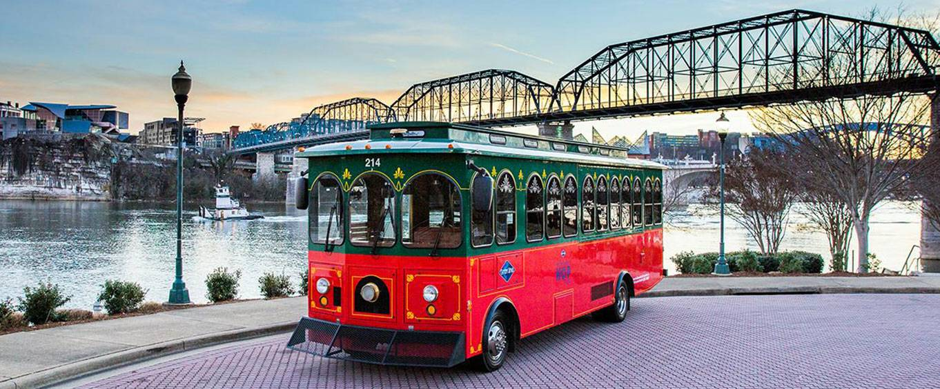 Buy 2019 Chattanooga Hop On Hop Off Trolley Tickets