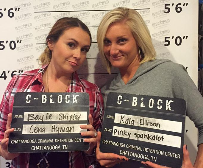 Have Fun at the C Block Prison Break Escape Experience