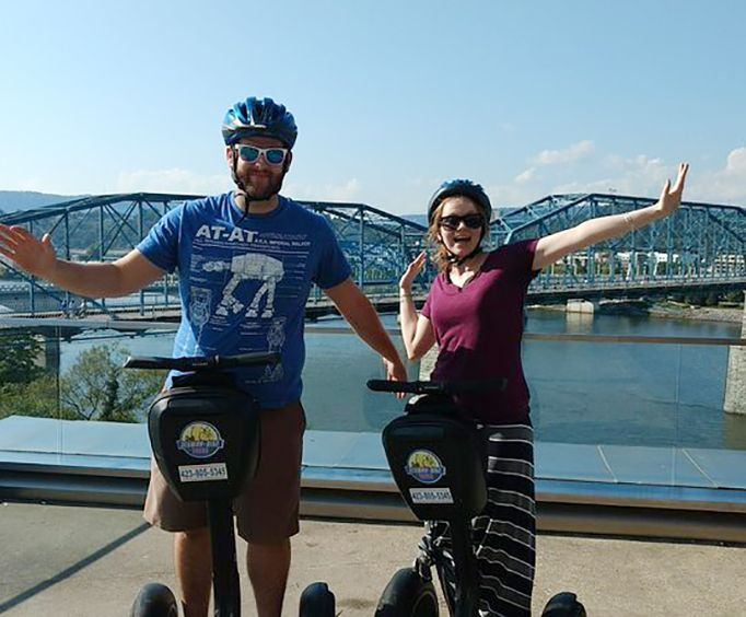 Have Fun on the Historic Downtown Chattanooga Segway Tour