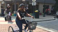 Enjoy Historic Downtown Chattanooga by bike