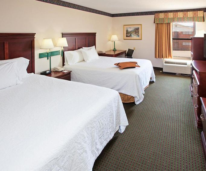 Hampton Inn ChattanoogaHixson Room Photos