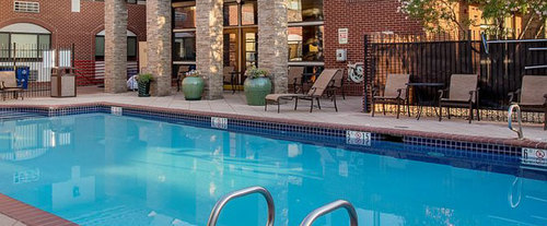 Best Western Canyonlands Inn Indoor Swimming Pool