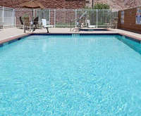 Outdoor Pool at Hampton Inn Moab
