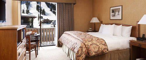 Photo of Mammoth Mountain Inn Room
