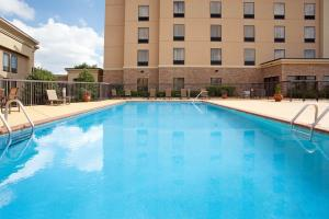 Outdoor Pool at Hampton Inn Knoxville-West At Cedar Bluff