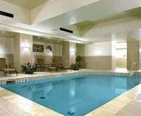 The Skirvin Hilton Hotel Oklahoma City Indoor Pool