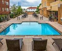 Outdoor Swimming Pool of Ambassador Hotel Oklahoma City, Autograph Collection