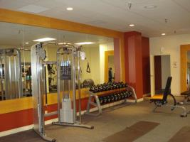 Doubletree Tulsa Downtown Fitness Center