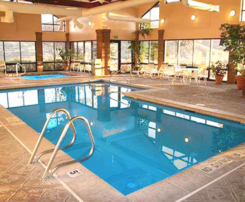 Hampton Inn & Suites Park City Indoor Swimming Pool