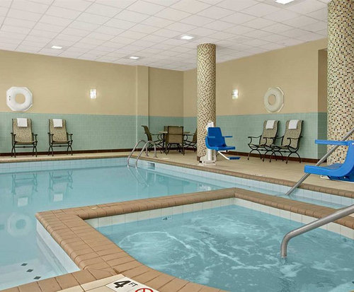 Embassy Suites Kansas City - Overland Park Indoor Swimming Pool