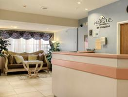 Microtel Inn & Suites by Wyndham Kansas City Airpo Front Desk