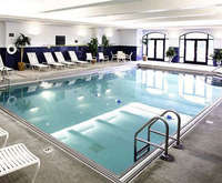 Hampton Inn & Suites Kansas City-Country Club Plaza Indoor Pool