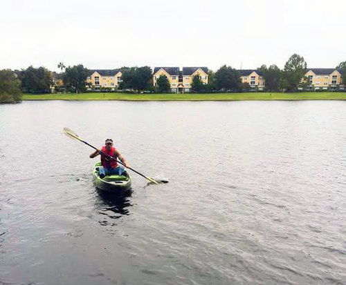Private Kayak Lessons in Jacksonville, FL