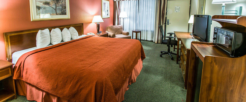 Quality Inn Conference Center - Jacksonville FL Room Photos
