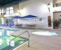 Homewood Suites by Hilton Buffalo-Airport Indoor Swimming Pool