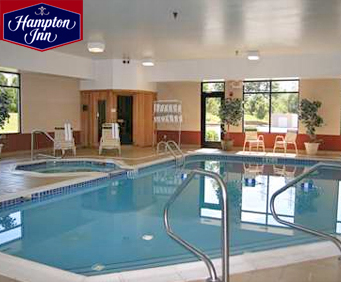 Hampton Inn Cleveland Airport-Tiedeman Rd Indoor Pool
