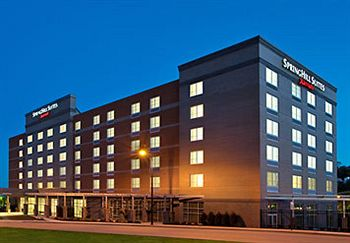SpringHill Suites by Marriott Pittsburgh Southside Works View Photo