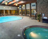 Doubletree South Side Pittsburgh Hotel in Green Tree Indoor Pool