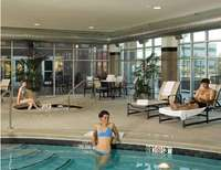 Cambria Suites Pittsburgh at Consol Energy Center Indoor Pool