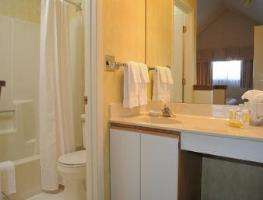 Hawthorn Suites by Wyndham Green Bay Bathroom Photo