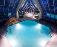 Hilton Minneapolis/St. Paul Airport Mall of America Indoor Pool