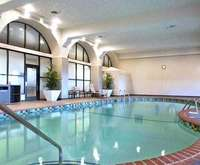 Embassy Suites by Hilton Bloomington Indoor Swimming Pool