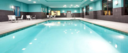 Holiday Inn Express Hotel & Suites Norfolk Airport Indoor Swimming Pool