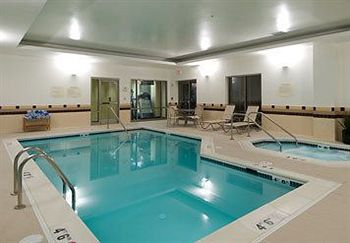 SpringHill Suites Marriott Norfolk Old Dominion University Indoor Pool