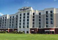 Exterior View of SpringHill Suites by Marriott Norfolk Virginia Beach