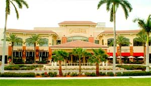 The Galleria at Fort Lauderdale Shopping Tours, shopping