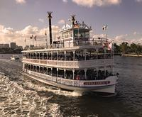 Jungle Queen Riverboat Fort Lauderdale Sightseeing and Dinner Cruises