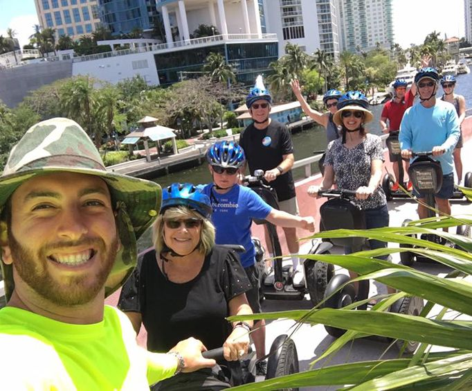 Have Fun on Fort Lauderdale Segway Tours