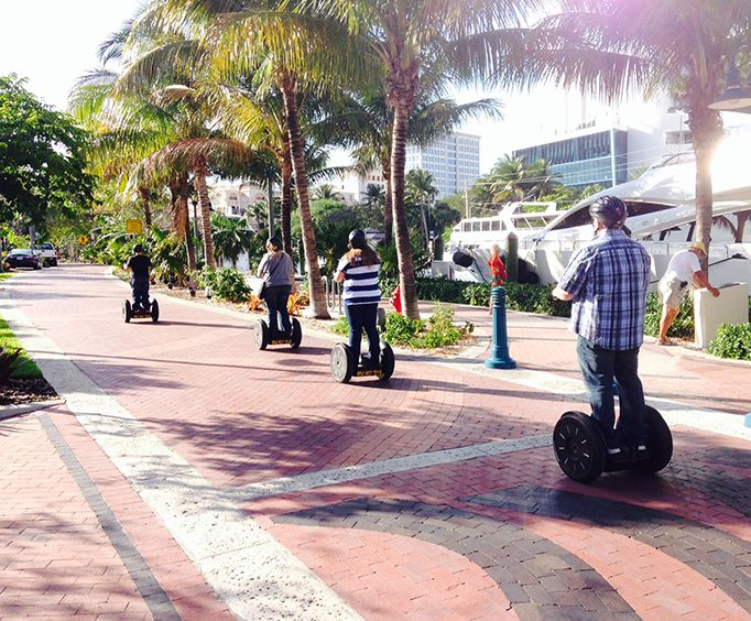 Experience Fort Lauderdale Segway Tours