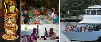 Tiki Queen Fort Lauderdale Dinner Cruise Collage
