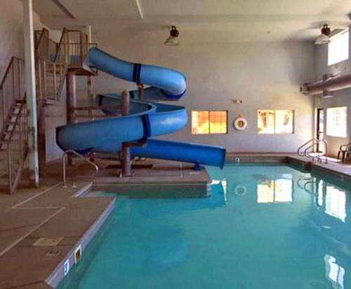 Days Inn West Yellowstone Indoor Pool
